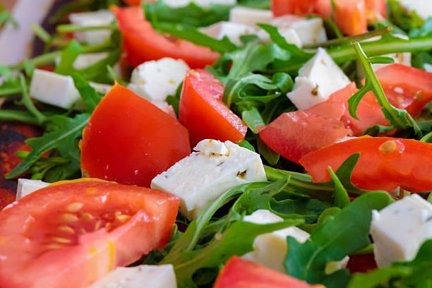 Die italienische Speisen Farben – Foto