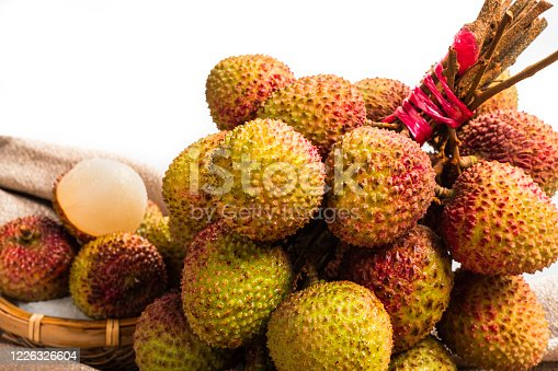 the jade purse lychee; the Yuherbau Litchis the Agricultural products.