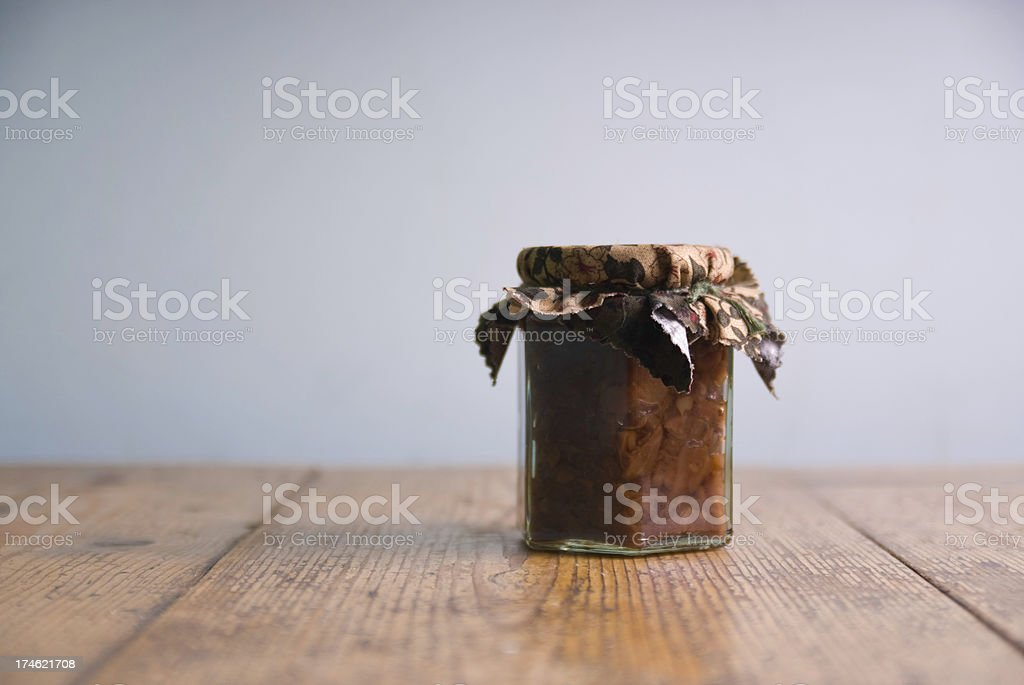 The Jar stock photo