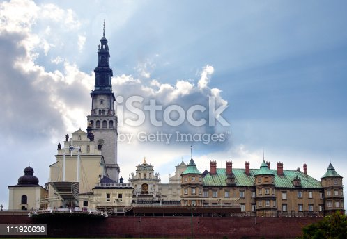 istock The Jasna Gora sanctuary in Czestochowa 111920638