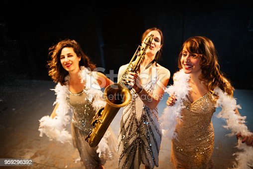 the best women jazz band ever
