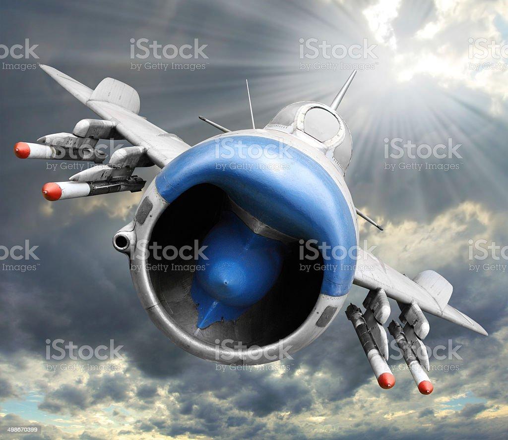The Jet. stock photo