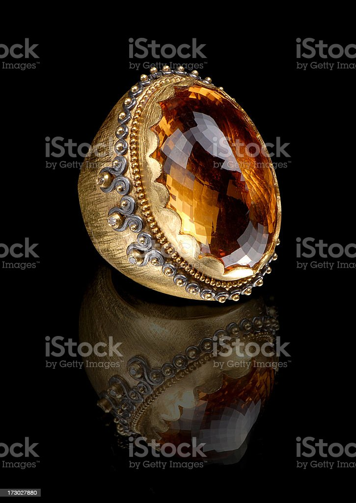 The Jewellery royalty-free stock photo