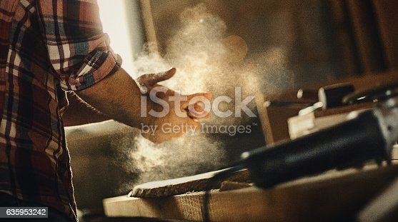 istock The job is done. 635953242