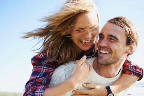 istock The joy of being in love 508516799