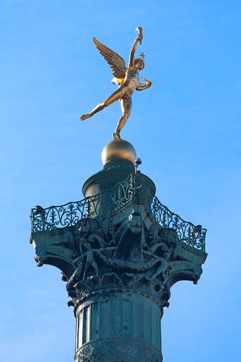 The July Column in Place de la Bastille
