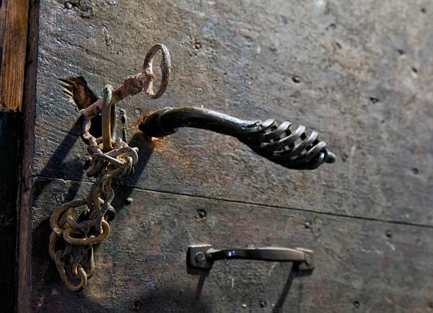The Key stock photo