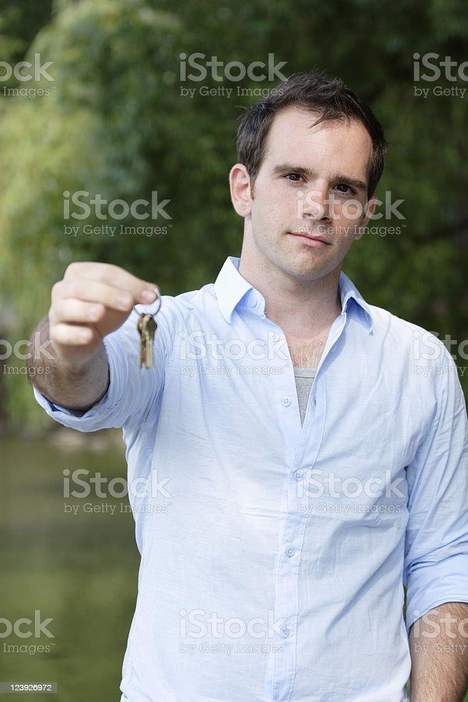 The Keys royalty-free stock photo