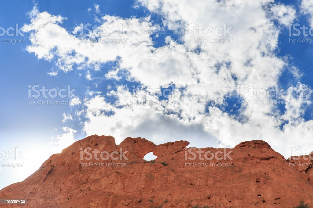The Kissing Camels Garden Of The Gods Stock Photo Download Image Now