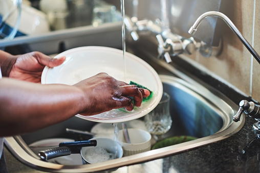 istock The kitchen is a playground for bacteria, keep it clean 1179541334