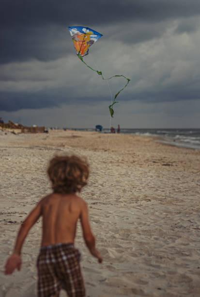 The Kite Runner stock photo