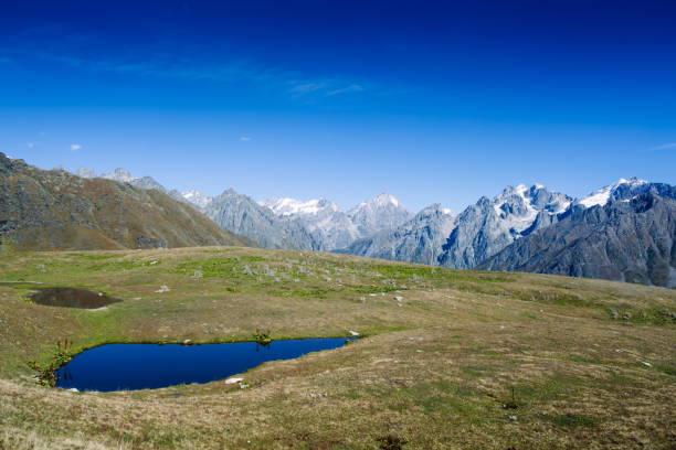 Die Koruldi-Seen im Kaukasus – Foto