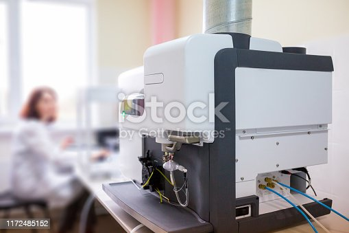istock The laboratory scientist work with microwave plasma atomic emission spectrometer (MPAES) for elemental property analysis of material sample in all areas of industry. 1172485152