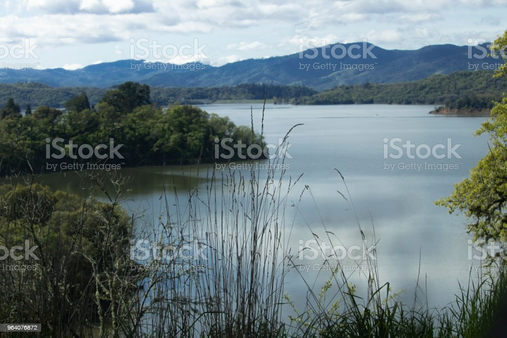 The Lagoon at the Coast - Royalty-free Beauty In Nature Stock Photo