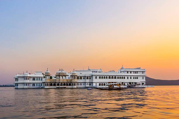 The Lake Palace, Udaipur Rajasthan The Lake Palace, Udaipur Rajasthan udaipur stock pictures, royalty-free photos & images