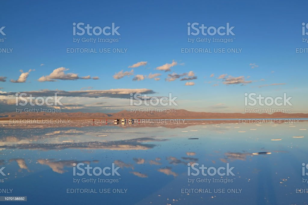The Largest Mirror In The World Mirror Effect On Salar De