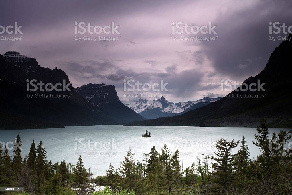 The Last Best Place royalty-free stock photo