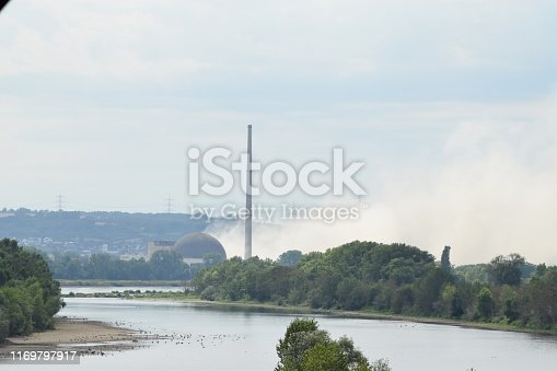 istock the last moments of a nuclear plant 1169797917