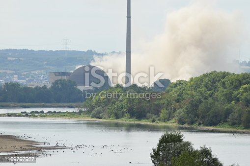 istock the last moments of a nuclear plant 1169797927