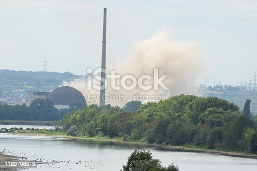 istock the last moments of a nuclear plant 1169798519