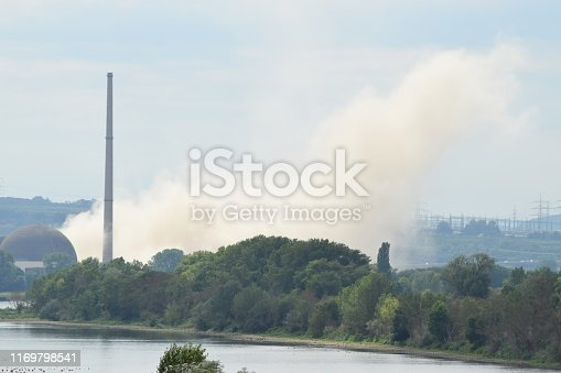 istock the last moments of a nuclear plant 1169798541