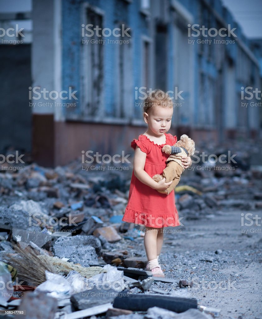 The last toy royalty-free stock photo