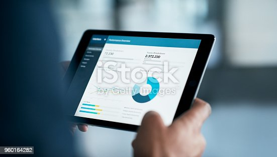 960164282istockphoto The latest business reports are in 960164282