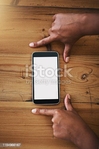 istock The latest in must have mobile tech 1154966167