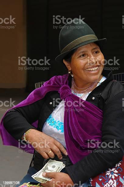 the latin woman