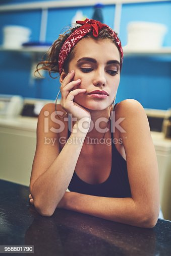 istock The laundry is taking forever 958801790