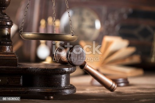istock The law 661608502