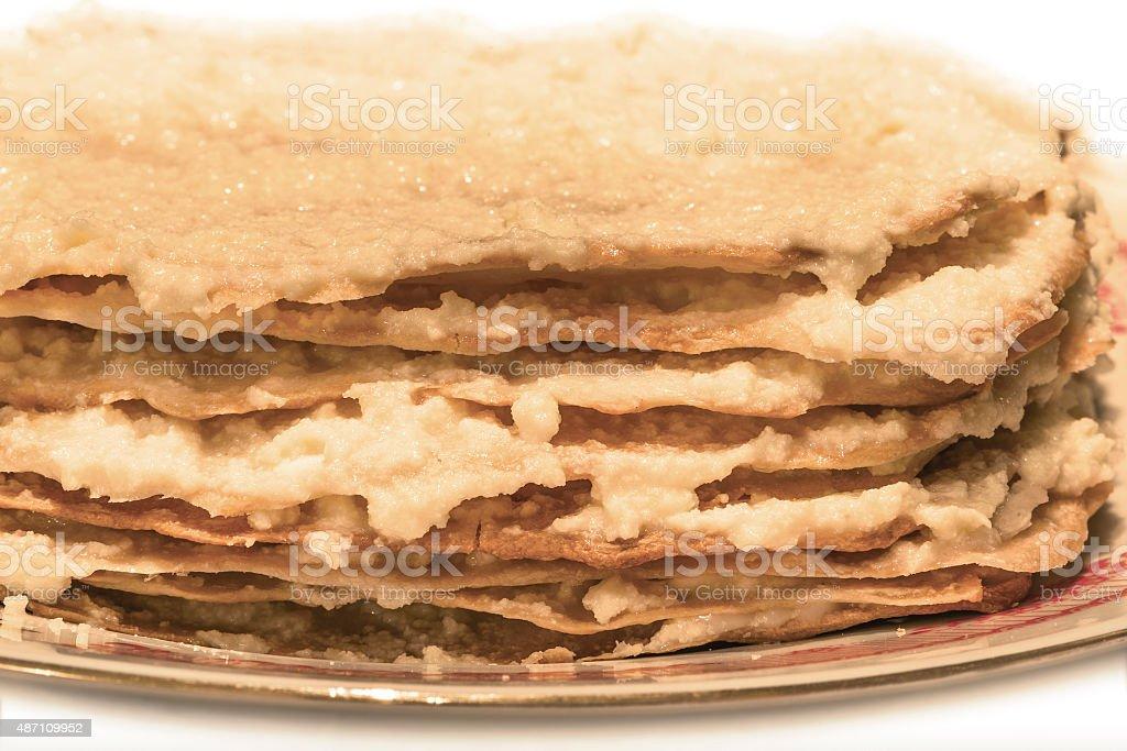the layer-cake stock photo