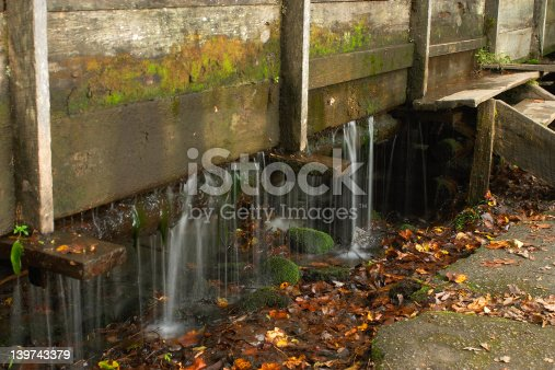 istock The leaky canal 139743379