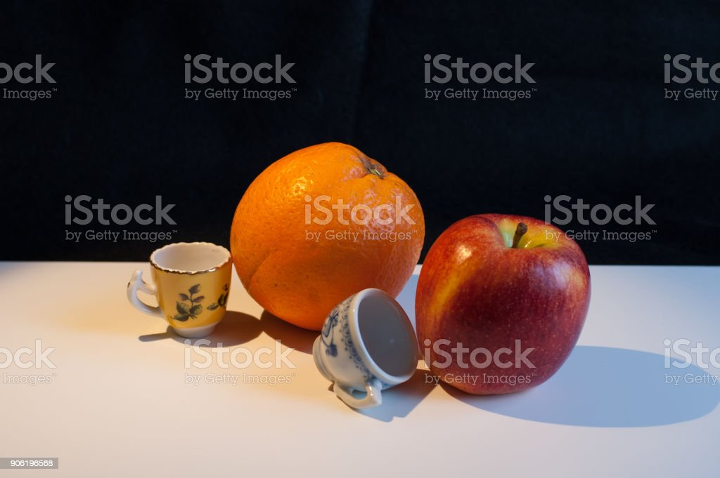 the life of apple stock photo