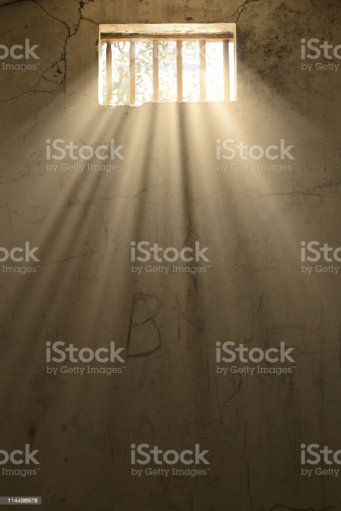 the light of freedom stock photo