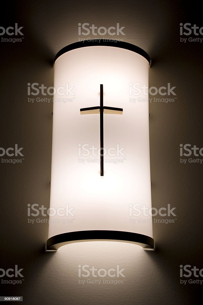 The Light of Life stock photo