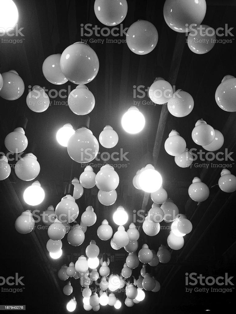 The light stock photo