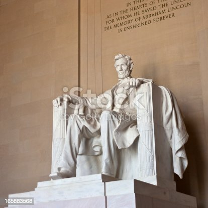 President Abraham Lincoln From Washington DC, USA