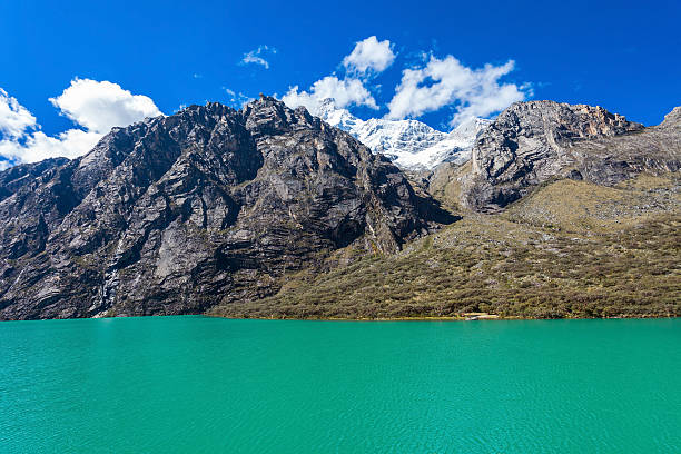 the llanganuco lakes - number 69 stock photos and pictures