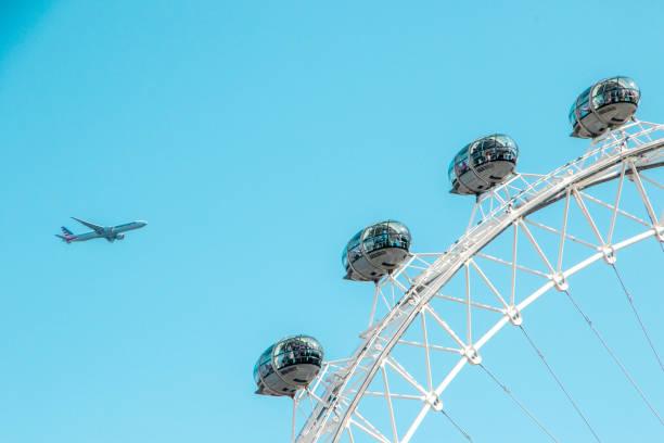 The London Eye - foto stock