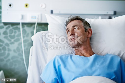 istock The long hard road to recovery 481073846