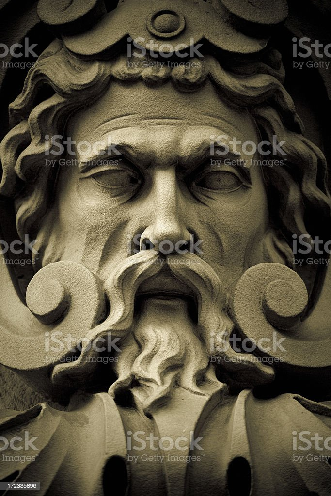 The lord of war royalty-free stock photo