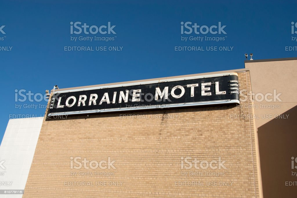 Lorraine Motel National Civil Rights Museum Memphis Tennessee Usa
