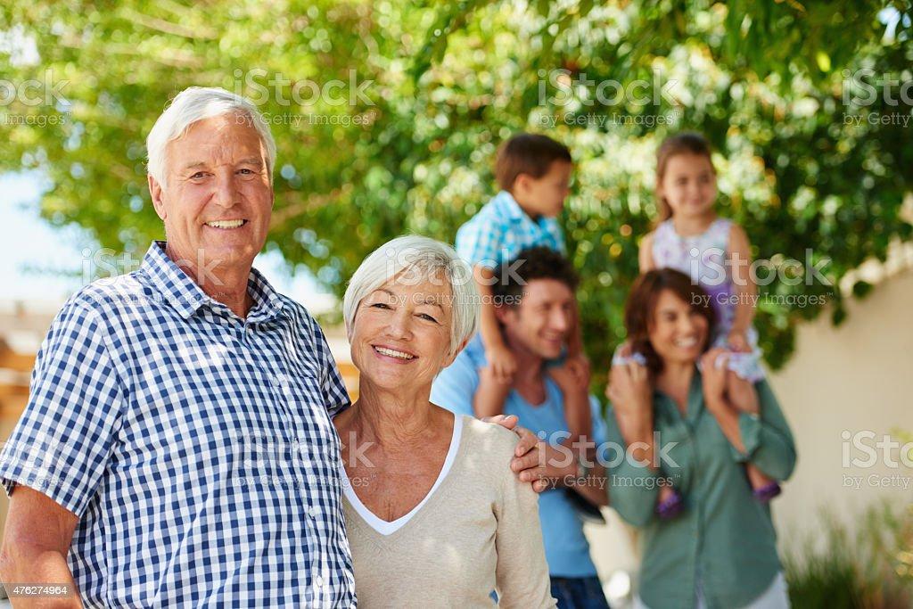 L'amour de la famille est la vie est plus Bénédiction - Photo