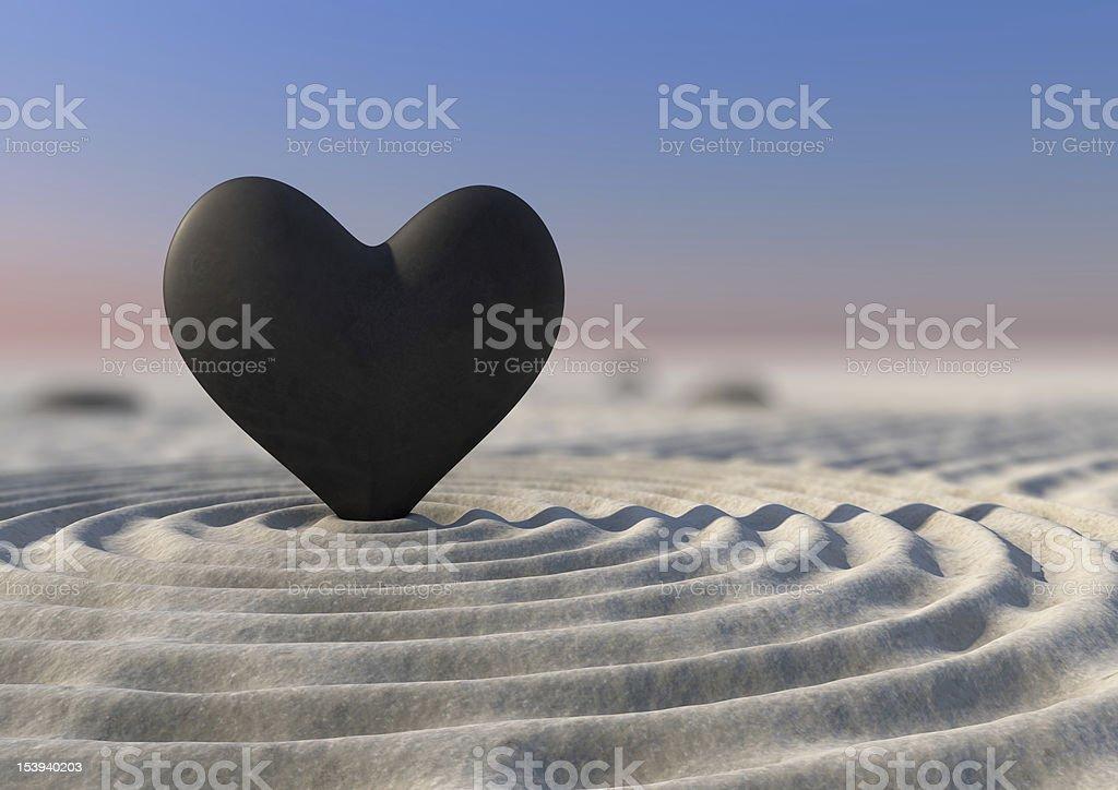 Die Liebe stone – Foto
