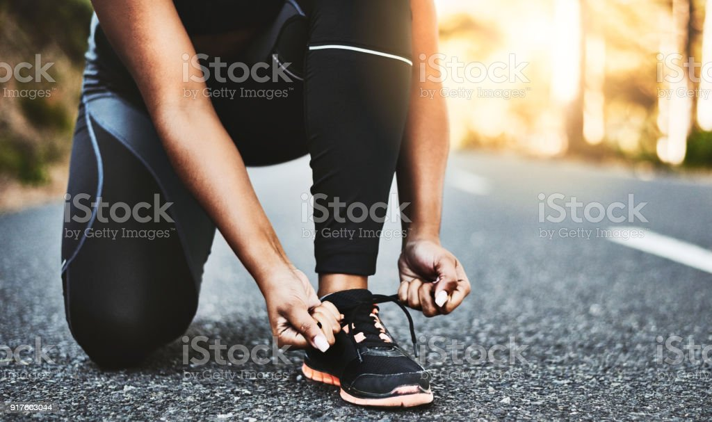 The magic is always in the shoes stock photo