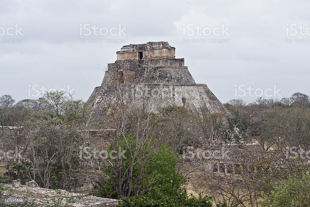 The Magician's Pyramid, royalty-free stock photo
