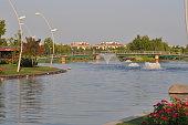 istock the main square of kent park in Eskisehir 484427082