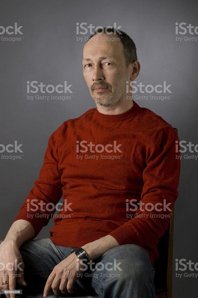 The man royaltyfri bildbanksbilder
