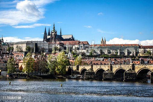 The Many Monuments Of Prague